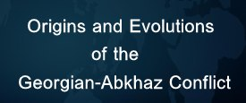 Origins and Evolutions of the Georgian-Abkhaz Conflict, by Stephen D. Shenfield