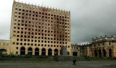 Old Parliament Building, Sukhum