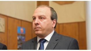 Tamaz Tsakhnakia, The Minister of Health of the Republic of Abkhazia