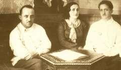 Saria and Nestor Lakoba
